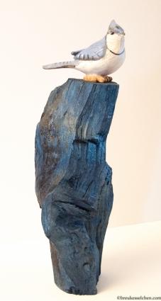 Holzscheite vorher in Holztrockenofen für einige Zeit erwärmt.