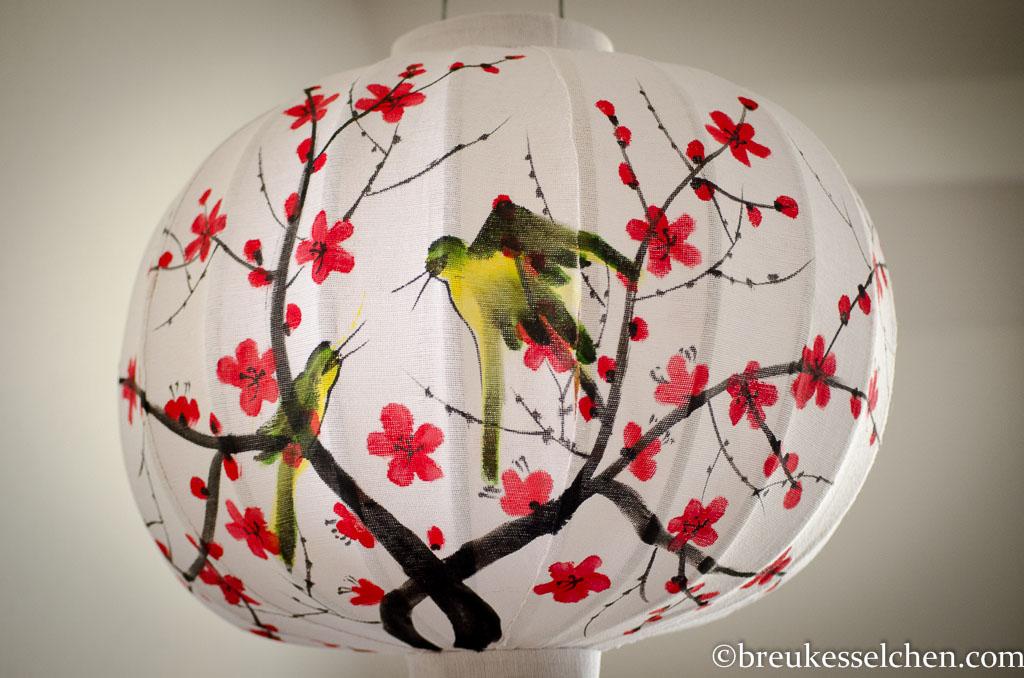 Lampion - chinesische Tradition zur Neujahrszeit