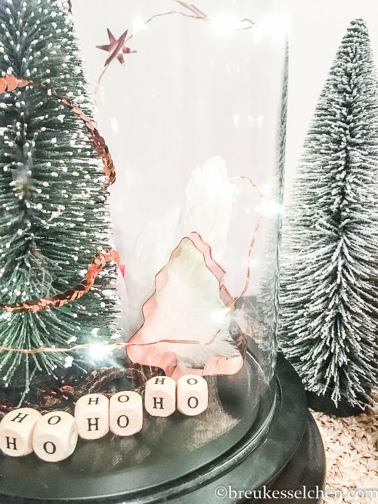 2.DIY Deko mit Glasglocke und Lichterkette (16)