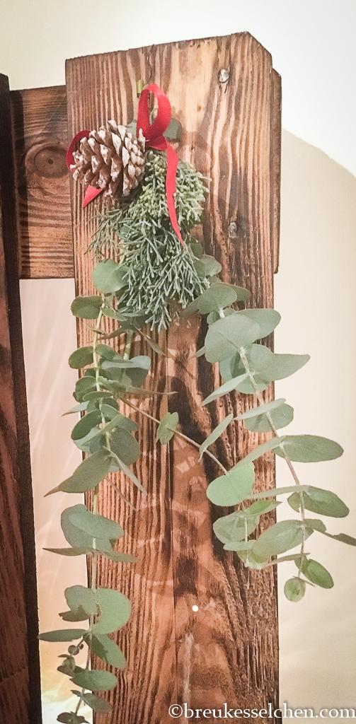4. DIY Weihnachtliche Anhänger mit Eukalyptus (3)
