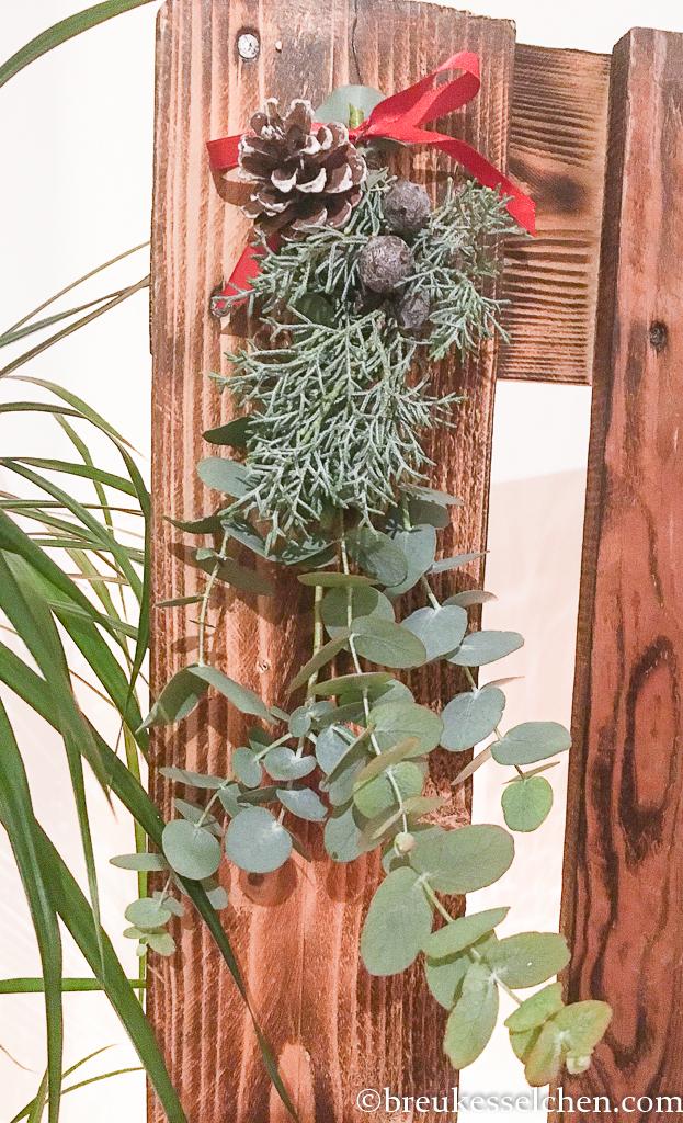 4. DIY Weihnachtliche Anhänger mit Eukalyptus (4)