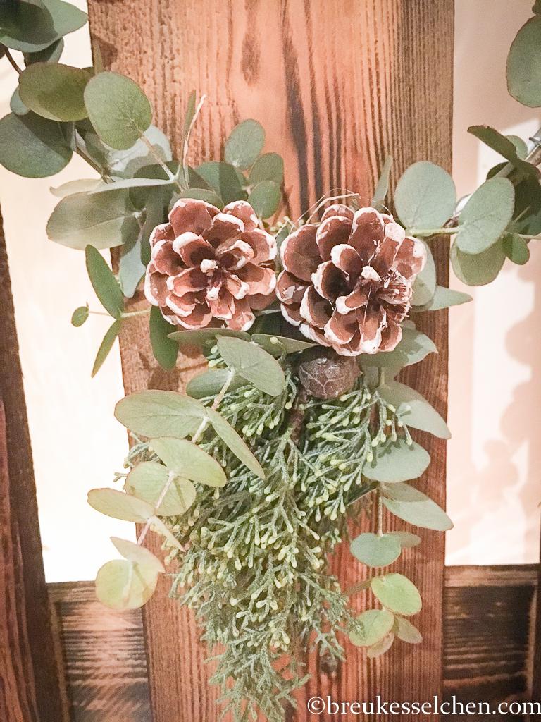 4. DIY Weihnachtliche Anhänger mit Eukalyptus (6)