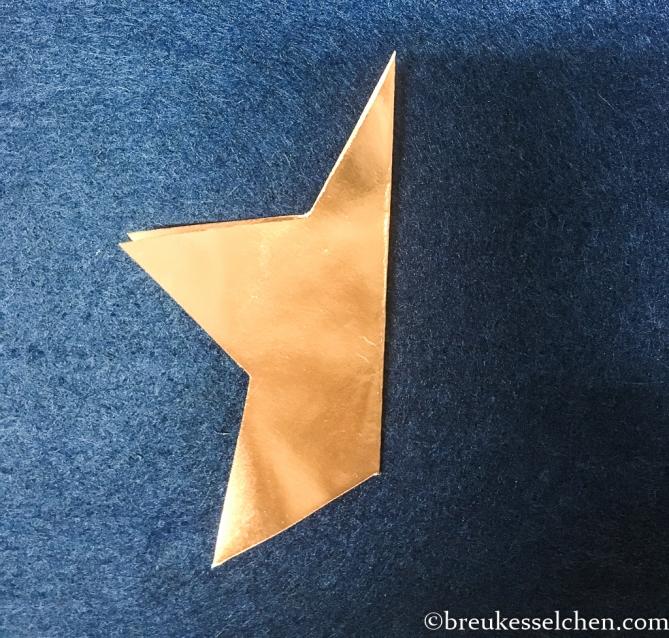8. DIY Kupfer 3D Sterne (1)