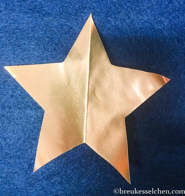 8. DIY Kupfer 3D Sterne (2)