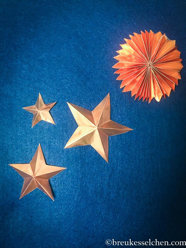 8. DIY Kupfer 3D Sterne (7)